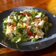 Kip-tonijn salade