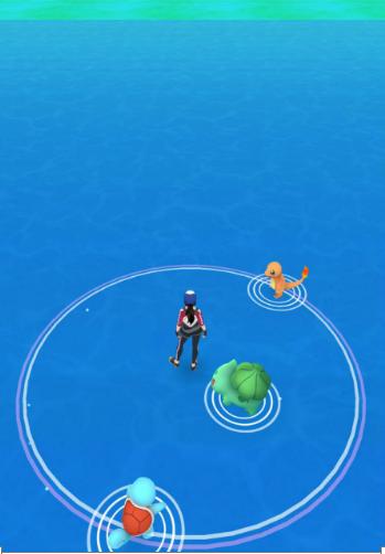 pokemon spelen om fit te worden